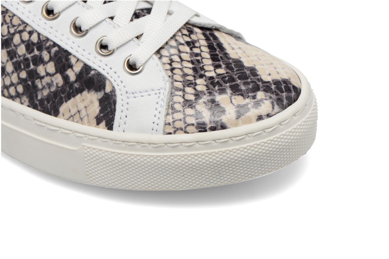 Sneaker Made by SARENZA Seven Tease #2 beige ansicht von links