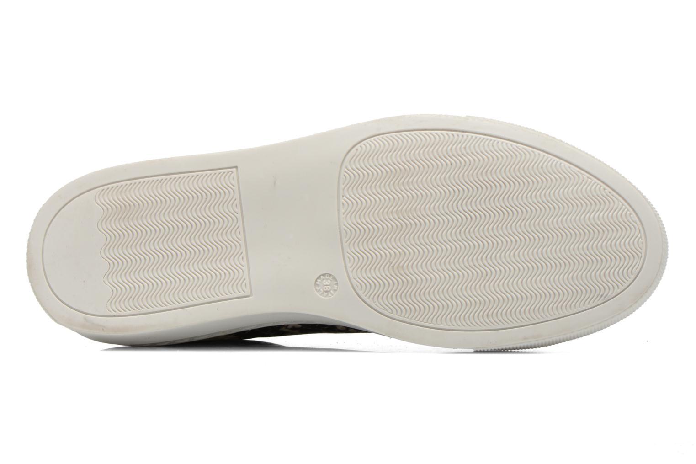 Sneaker Made by SARENZA Seven Tease #2 beige ansicht von oben