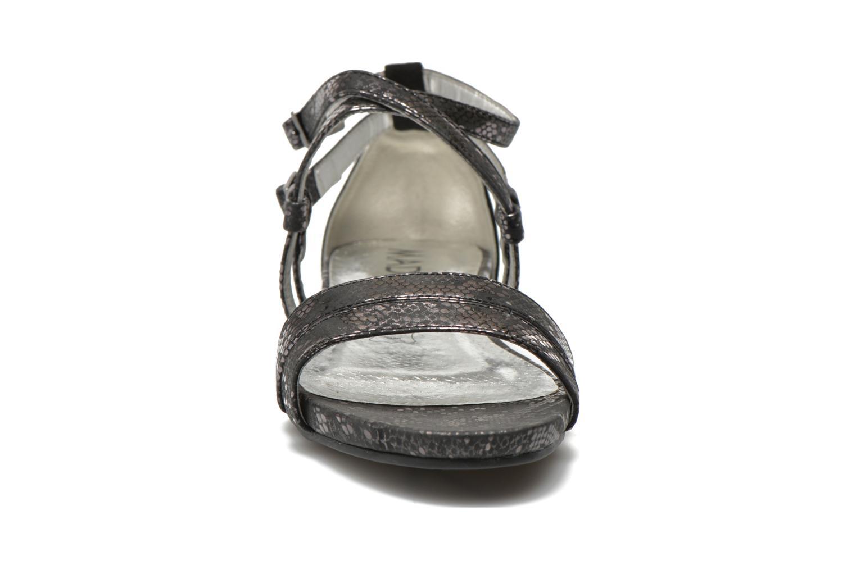Sandalen Madison Emour schwarz schuhe getragen