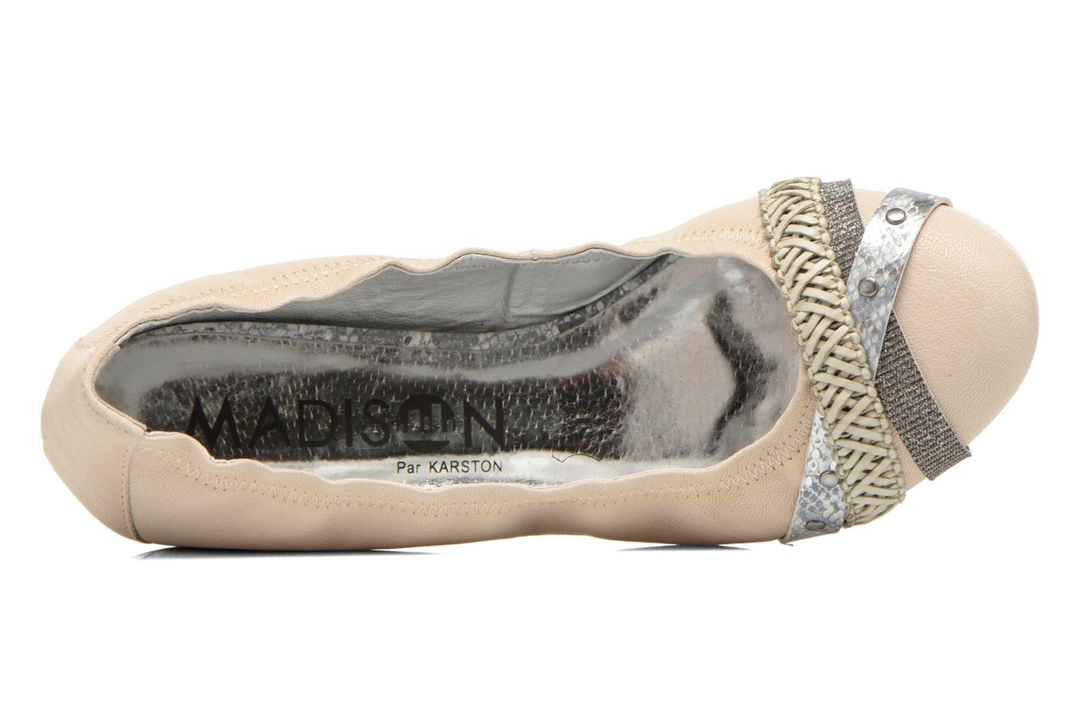 Ballerina's Madison Clewou Beige links