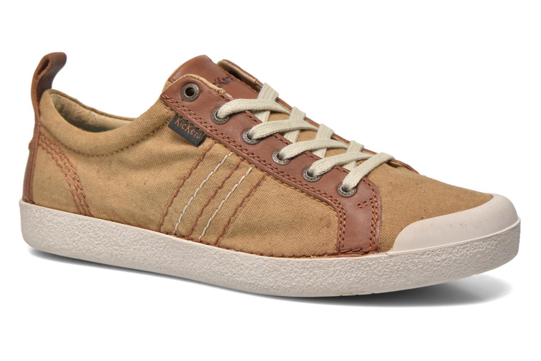 Sneaker Kickers TRIDENT beige detaillierte ansicht/modell
