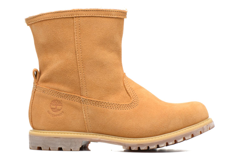 Bottines et boots Timberland Authentics Warm Line Marron vue derrière