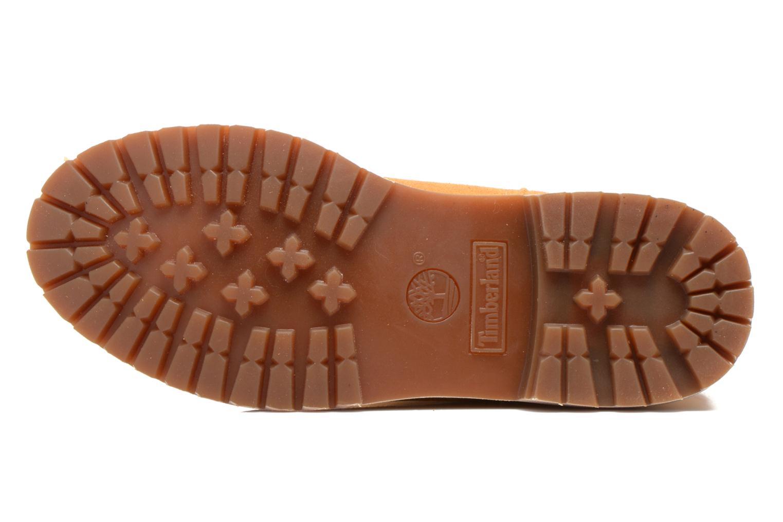 Bottines et boots Timberland Authentics Warm Line Marron vue haut