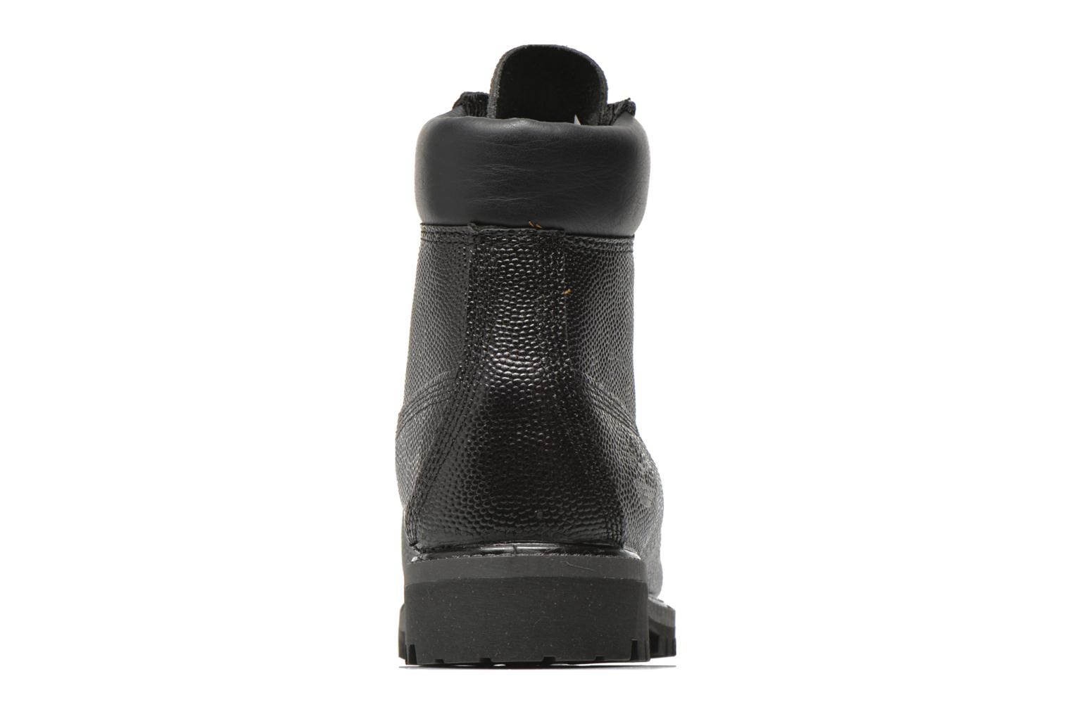 """Ankle boots Timberland Icon 6"""" Premium Boot Black view from the right"""