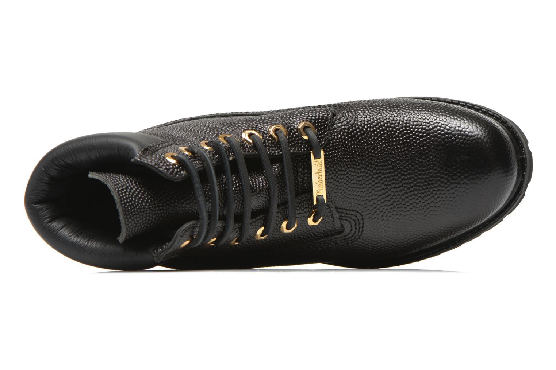 "Bottines et boots Timberland Icon 6"" Premium Boot Noir vue gauche"