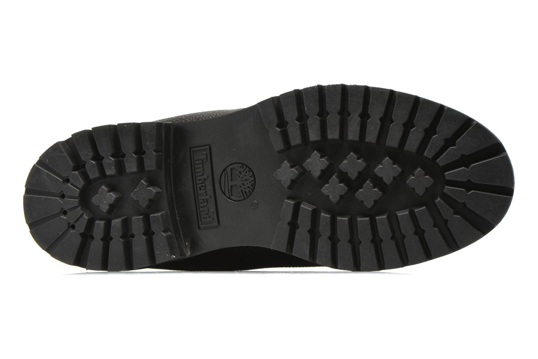 "Bottines et boots Timberland Icon 6"" Premium Boot Noir vue haut"