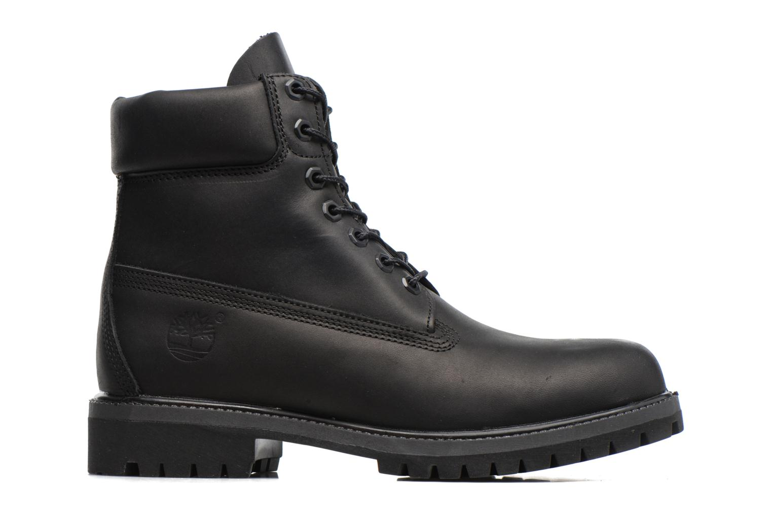 "6"" Premium Boot Black Riptide Galloper"