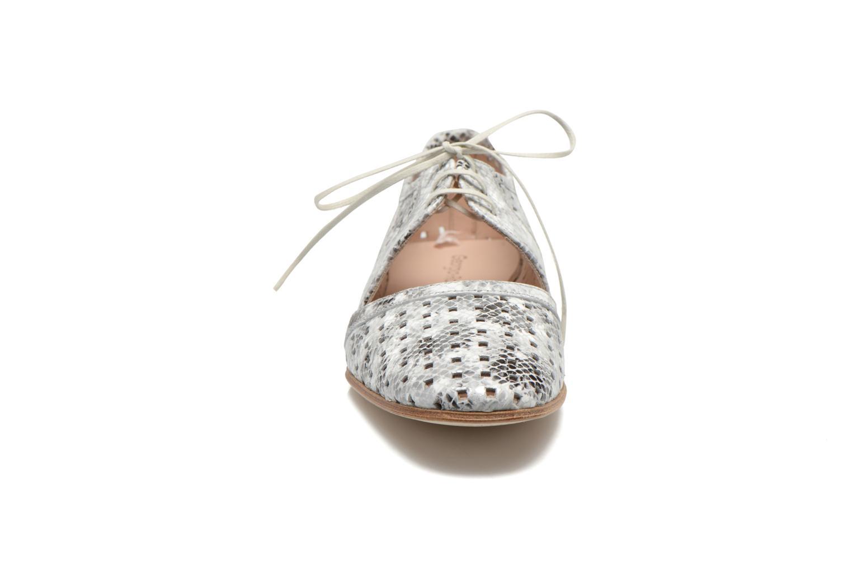 Chaussures à lacets Georgia Rose Parlie Multicolore vue portées chaussures