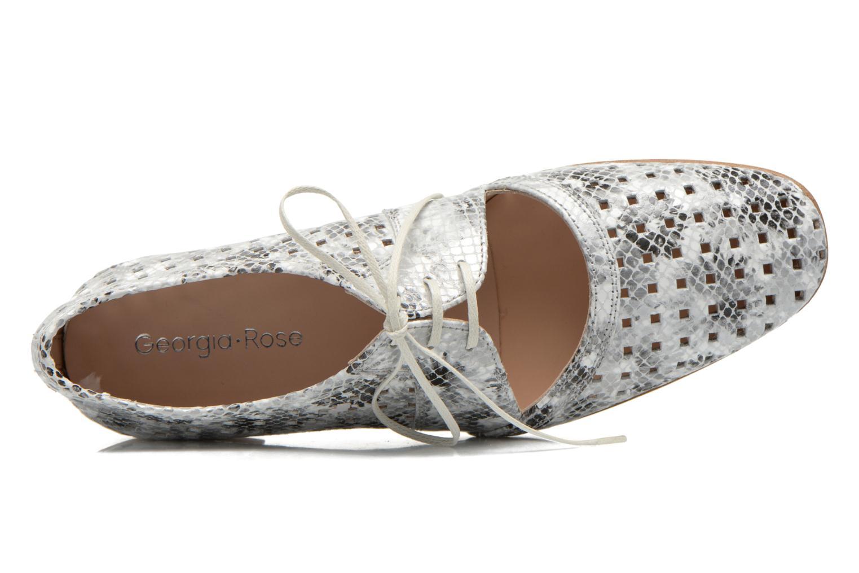 Zapatos con cordones Georgia Rose Parlie Multicolor vista lateral izquierda