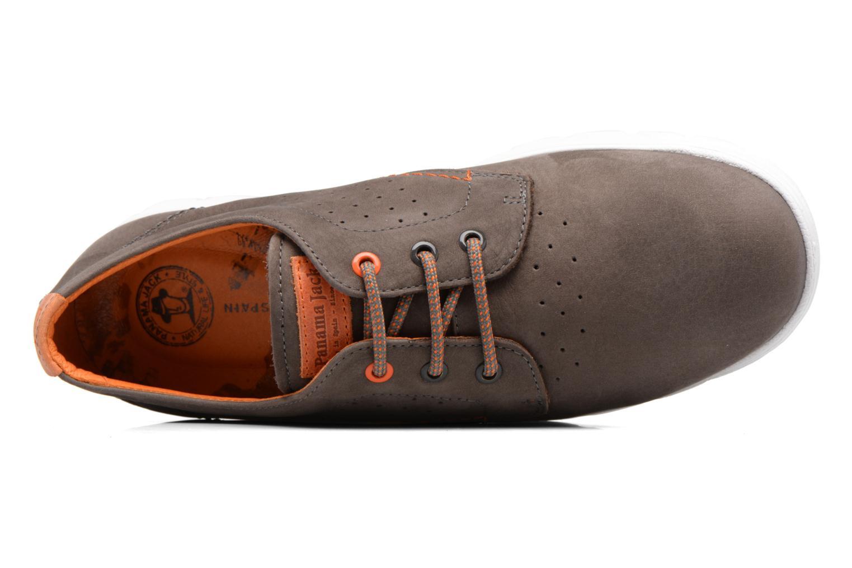 Sneaker Panama Jack Domani braun ansicht von links