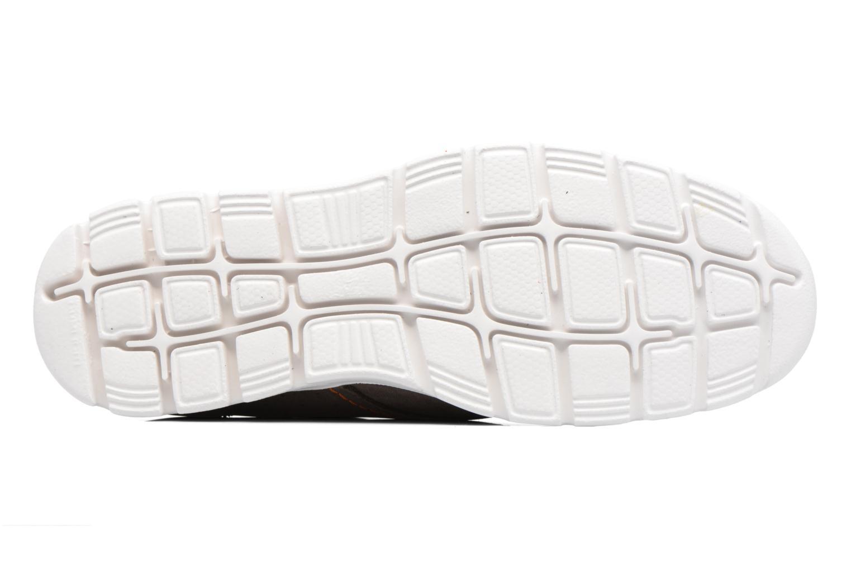 Sneaker Panama Jack Domani braun ansicht von oben