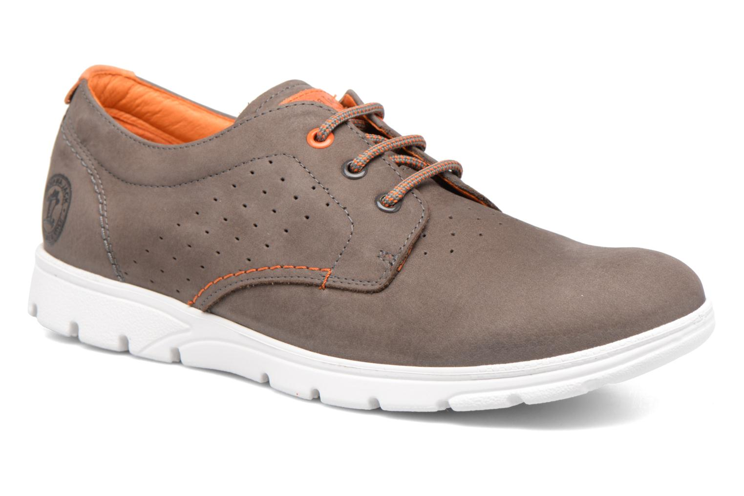 Trainers Panama Jack Domani Brown detailed view/ Pair view