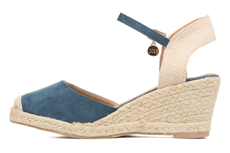 Sandalen Xti Sugar 45059 blau ansicht von vorne