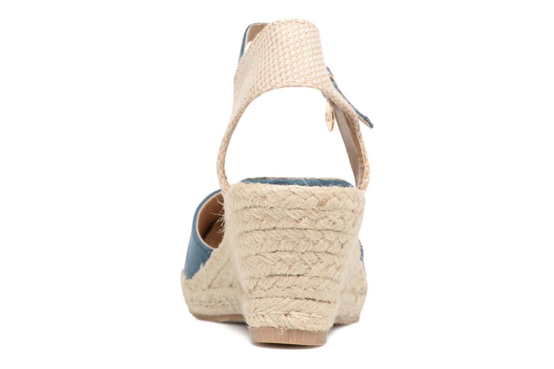 Sandalen Xti Sugar 45059 blau ansicht von rechts