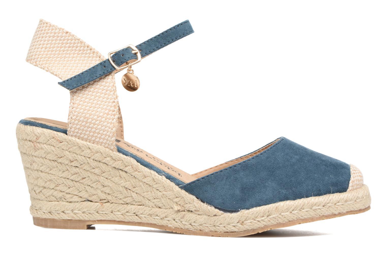 Sandalen Xti Sugar 45059 blau ansicht von hinten