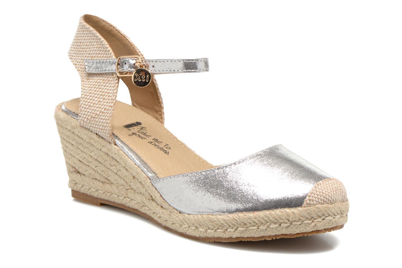 Brownie 45061 - Sandales Pour Femmes / Argent Xti AMoZEanB