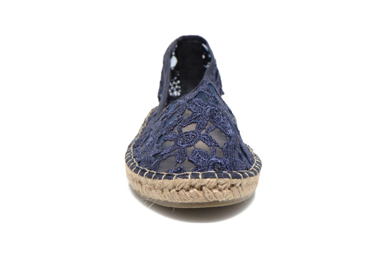 Espadrilles Xti Alicia 45902 blau schuhe getragen