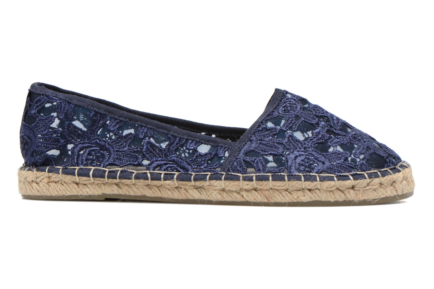Espadrilles Xti Alicia 45902 Blue back view