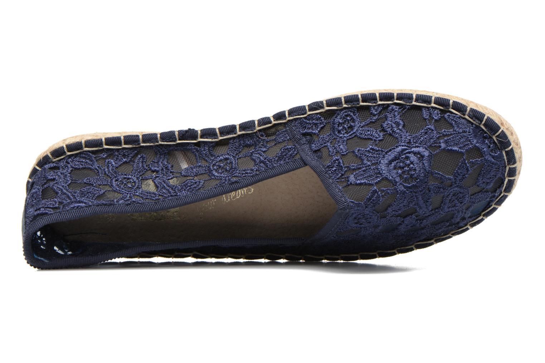 Espadrilles Xti Alicia 45902 blau ansicht von links