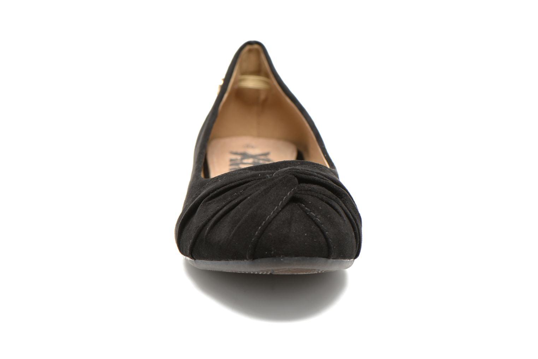 Ballerinas Xti Constance 45114 schwarz schuhe getragen
