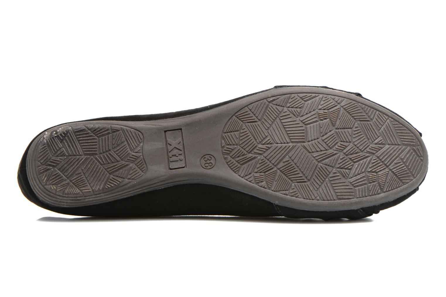 Ballet pumps Xti Constance 45114 Black view from above