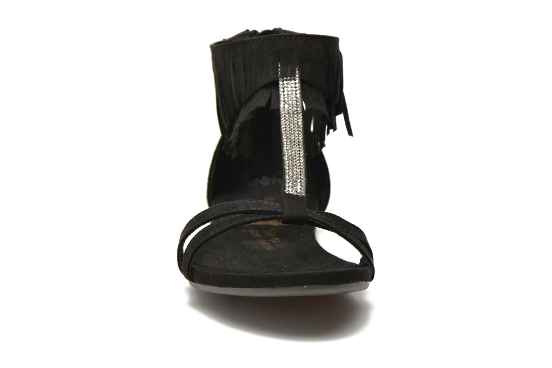 Sandales et nu-pieds Xti Recreation 45882 Noir vue portées chaussures