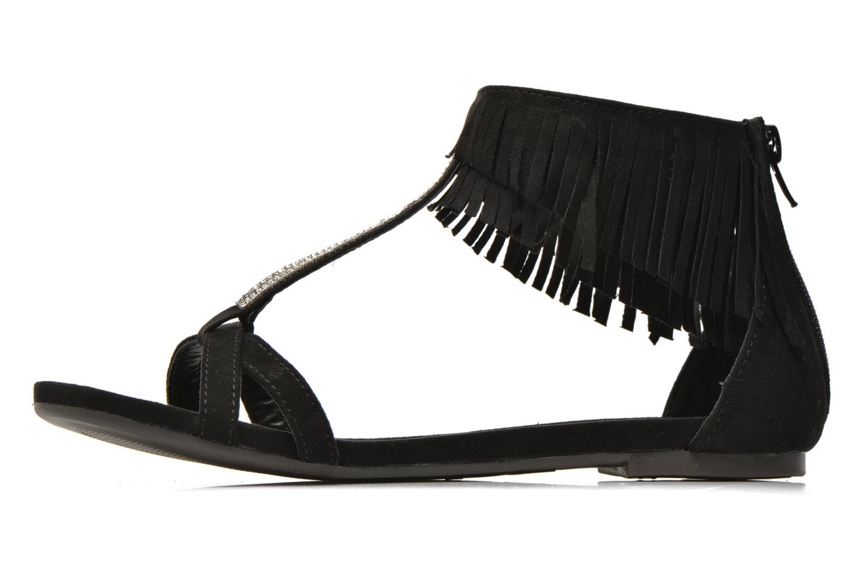 Sandales et nu-pieds Xti Recreation 45882 Noir vue face