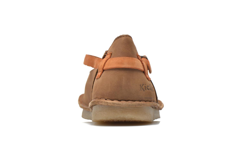 Zapatos promocionales Kickers Mysticross (Marrón) - Bailarinas   Casual salvaje