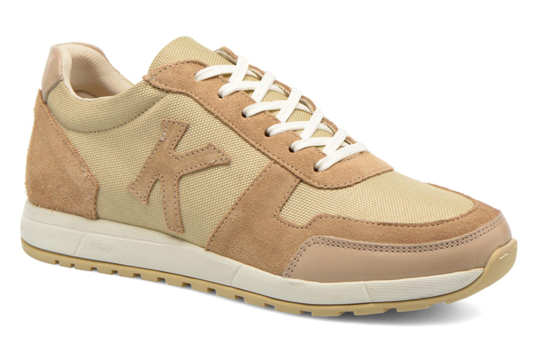 Sneaker Kickers Nielo F beige detaillierte ansicht/modell
