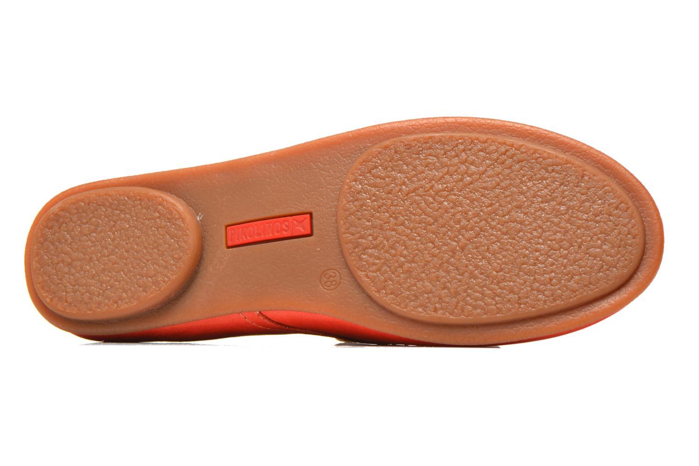 Chaussures à lacets Pikolinos Calabria 917-7123 Rouge vue haut