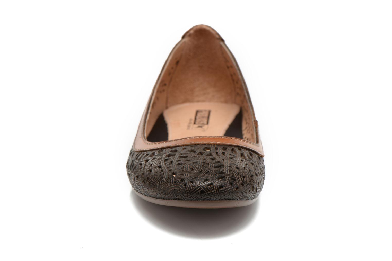 Ballerines Pikolinos Pisa W3A-2514 Noir vue portées chaussures
