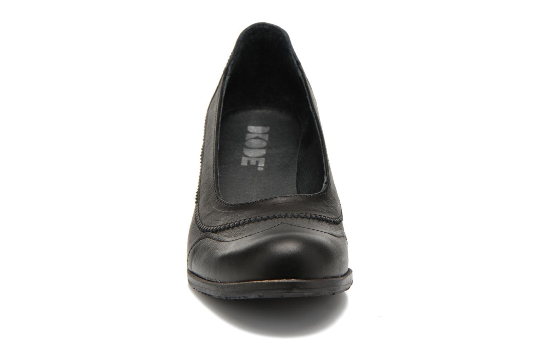 Escarpins Dkode Valdis Noir vue portées chaussures