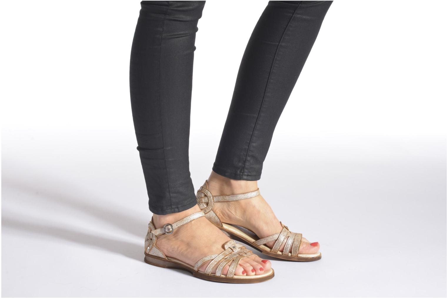 Sandals Dkode Addy Multicolor view from underneath / model view