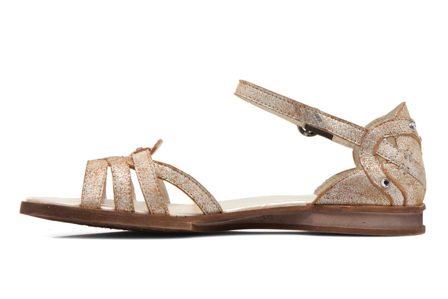 Sandals Dkode Addy Multicolor front view