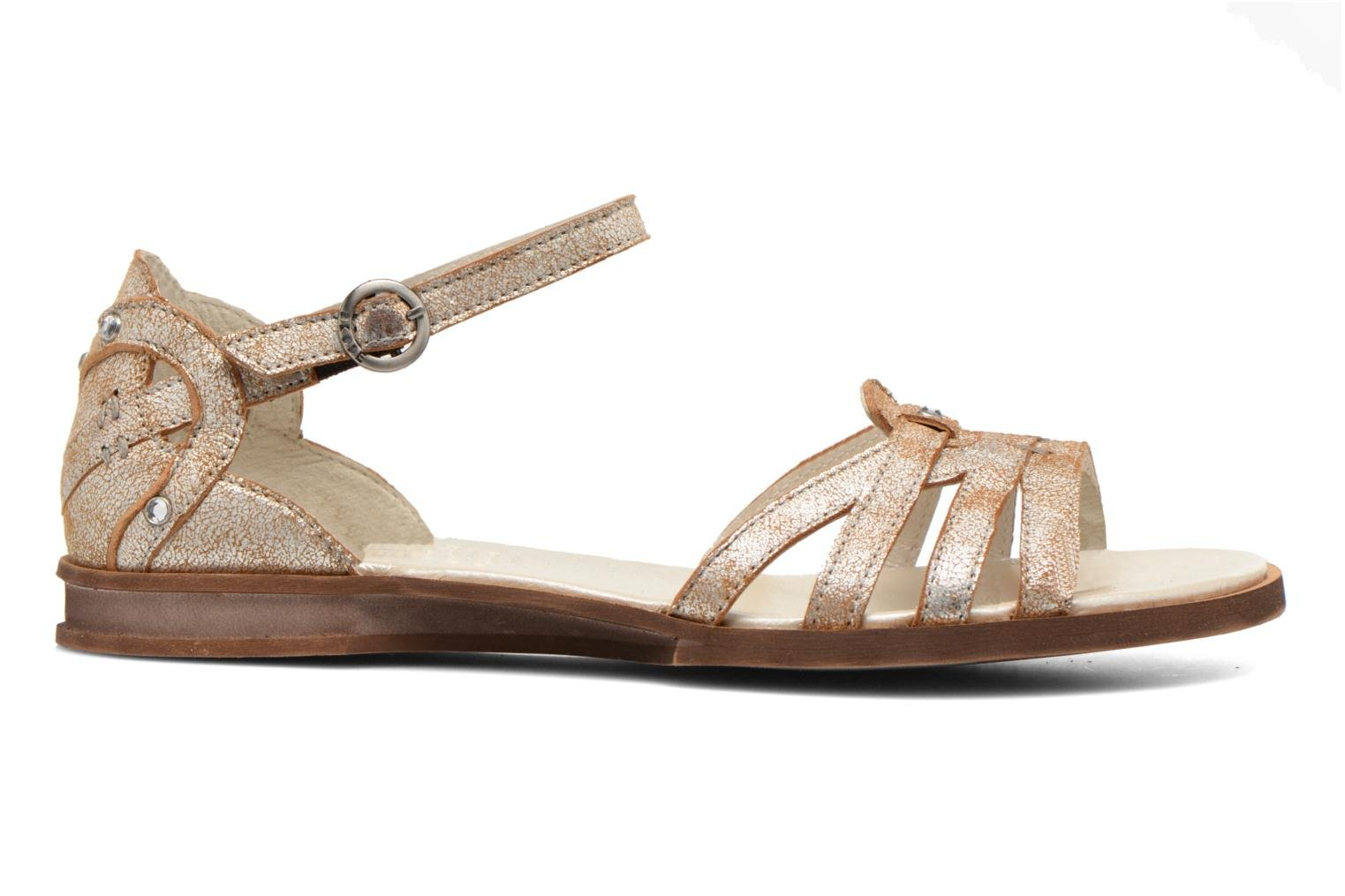 Sandals Dkode Addy Multicolor back view