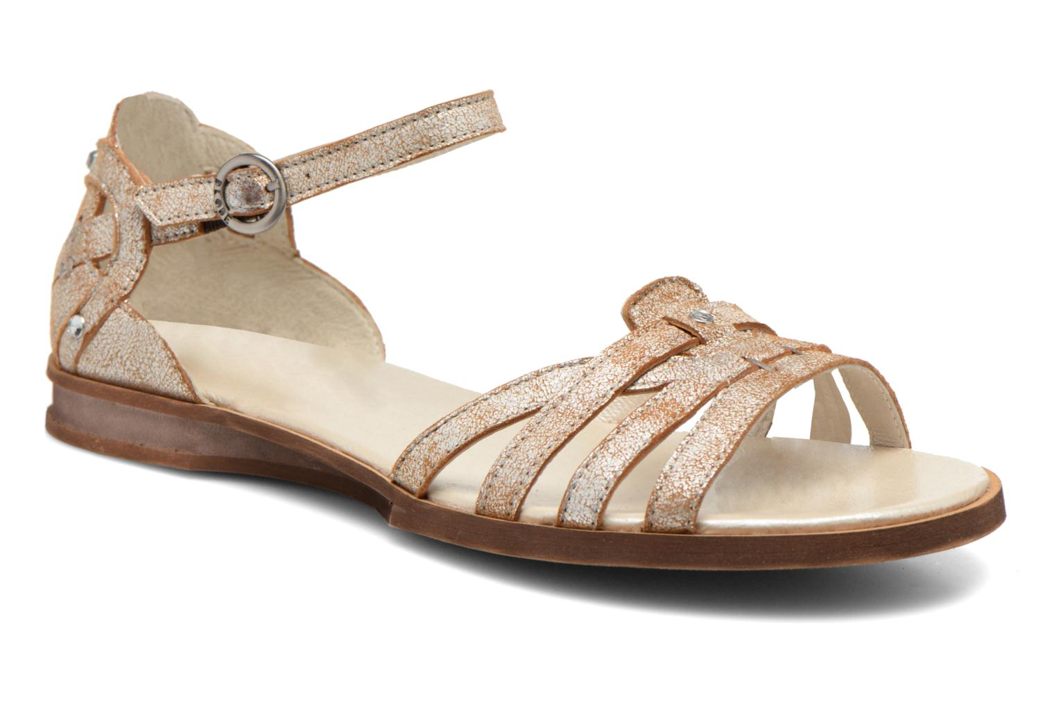 Sandals Dkode Addy Multicolor detailed view/ Pair view