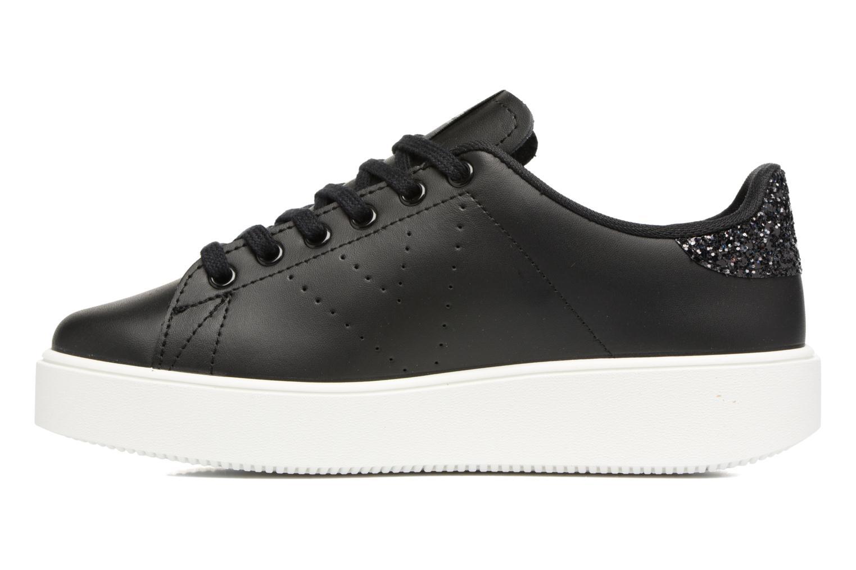 Zapatos promocionales Victoria Deportivo Piel (Negro) - Deportivas   Cómodo y bien parecido