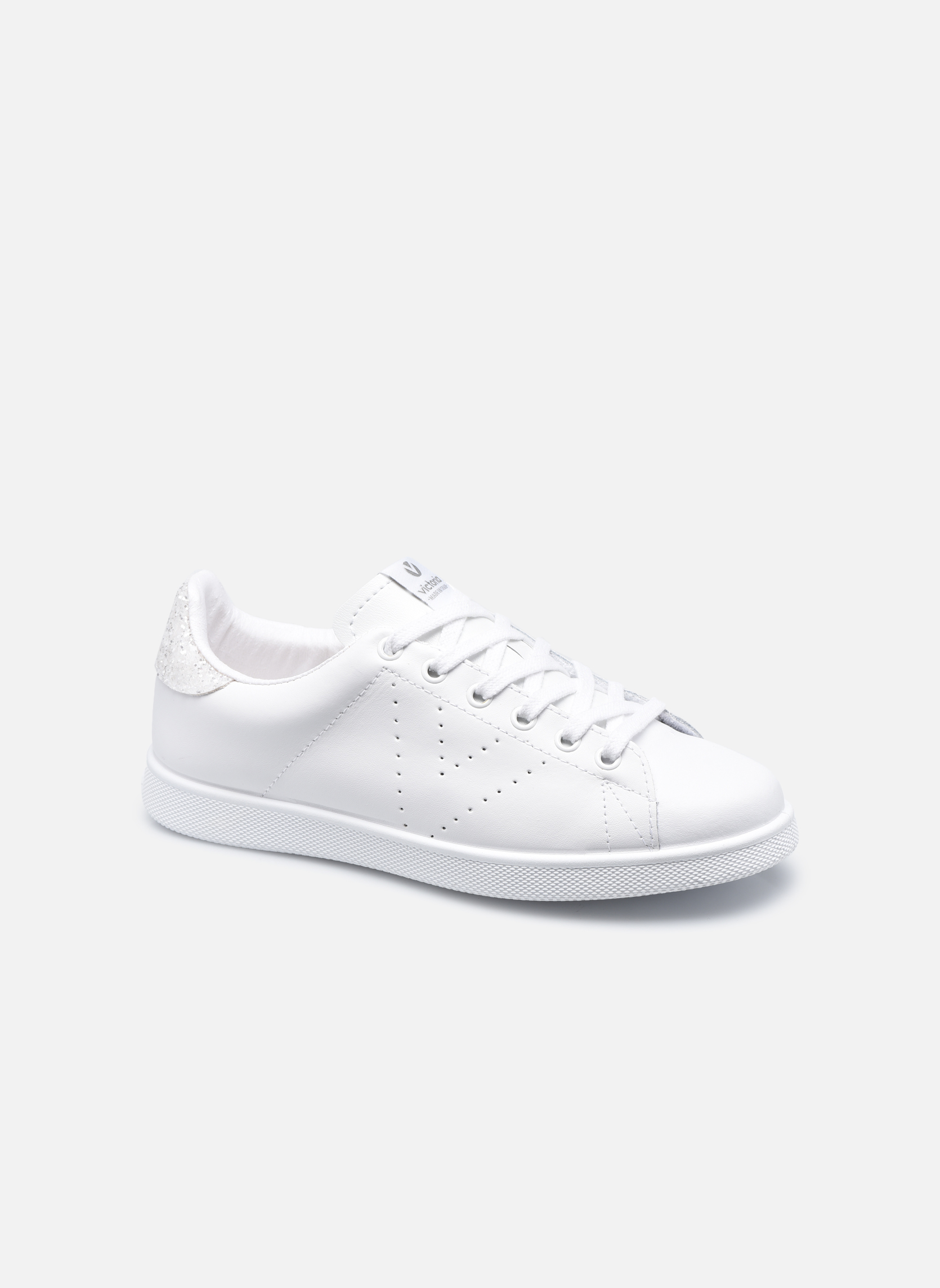 Sneakers Victoria Deportivo Piel Wit detail