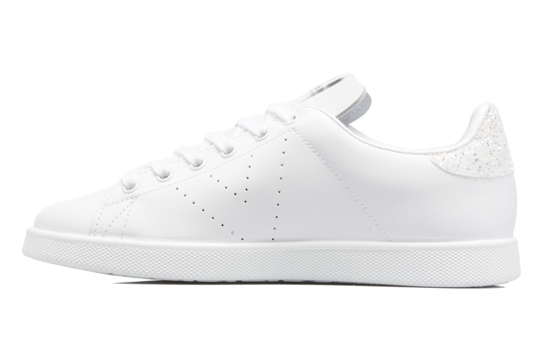 Sneaker Victoria Deportivo Piel weiß ansicht von vorne