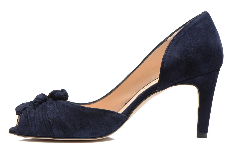 Zapatos de tacón Georgia Rose Ananoud Azul vista de frente