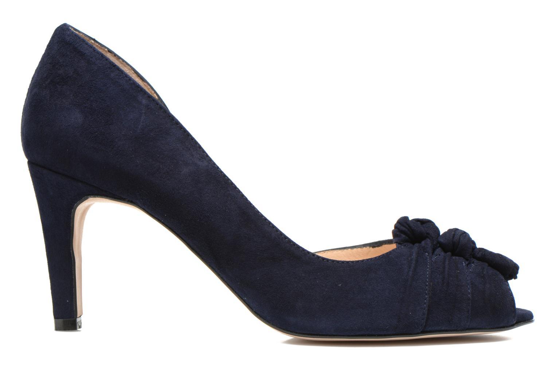 Zapatos de tacón Georgia Rose Ananoud Azul vistra trasera