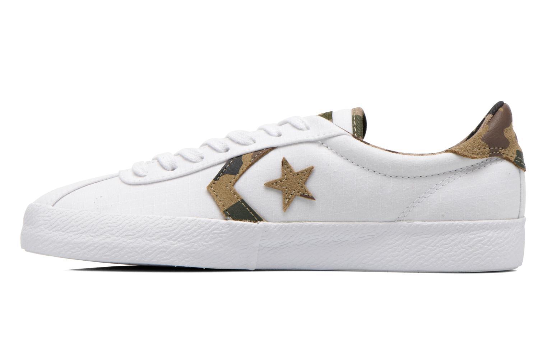 Sneaker Converse Breakpoint Ox M weiß ansicht von vorne