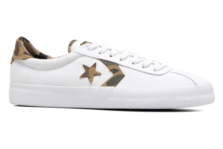 Sneaker Converse Breakpoint Ox M weiß ansicht von hinten