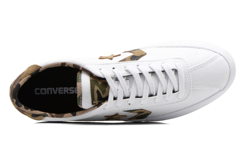 Sneaker Converse Breakpoint Ox M weiß ansicht von links