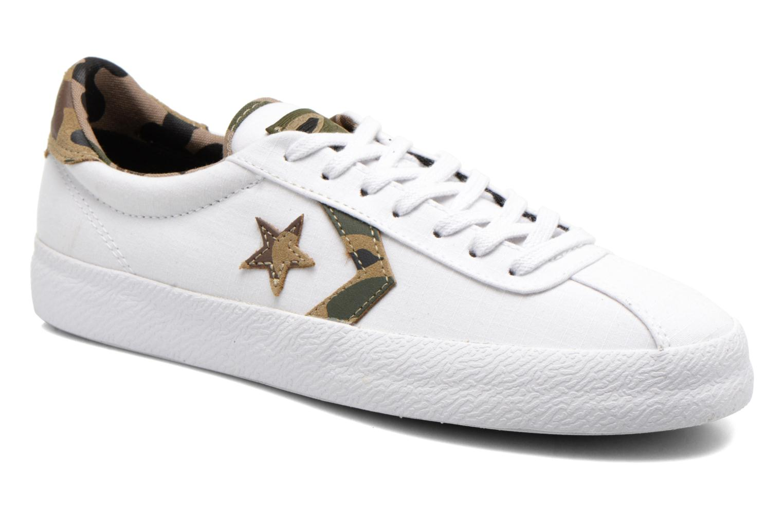 Sneaker Converse Breakpoint Ox M weiß detaillierte ansicht/modell