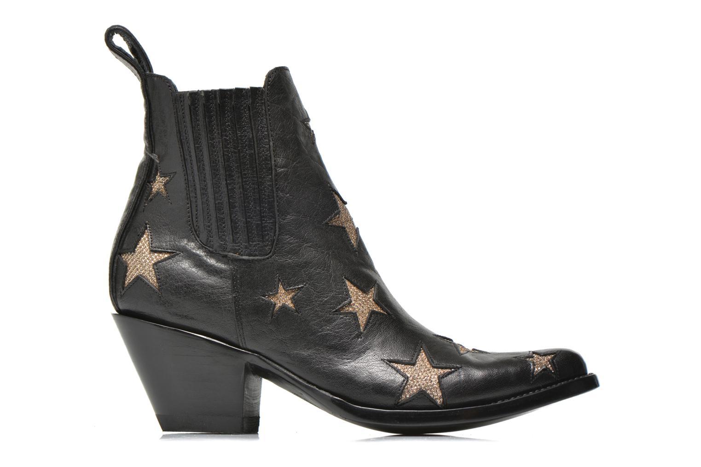 Bottines et boots Mexicana Circus Noir vue derrière