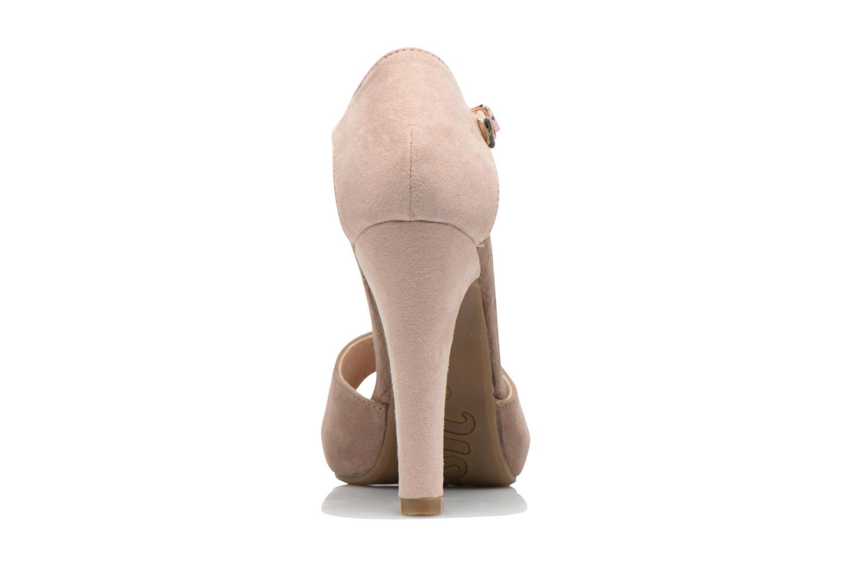 Sandales et nu-pieds Refresh Lena Marron vue droite