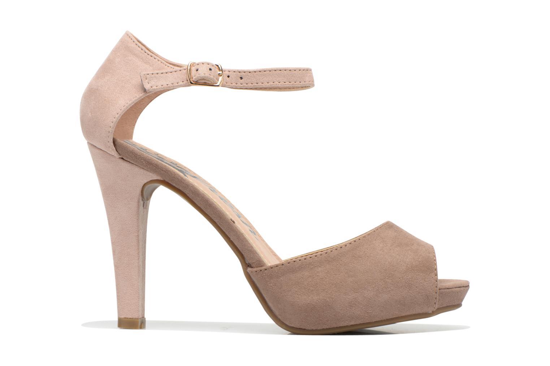 Sandales et nu-pieds Refresh Lena Marron vue derrière