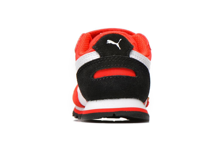 Sneaker Puma Kds St Runner Sesams rot ansicht von rechts