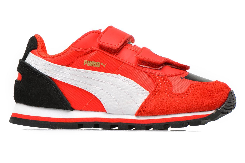 Sneaker Puma Kds St Runner Sesams rot ansicht von hinten
